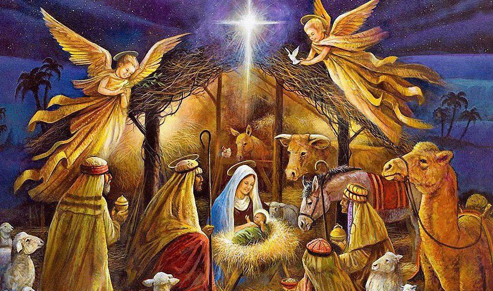 Christmas  is celebrating January 7 in Ukraine