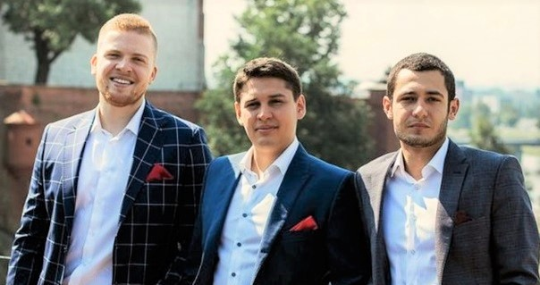 Three programmers from Ukraine got in the Forbes list
