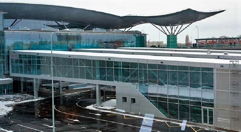 Boryspil Airport named the most punctual airlines in March
